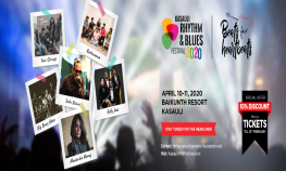 Kasauli Rythm and Blues Festival 2020