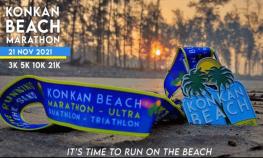 Konkan Beach Marathon 2021