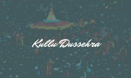Kullu Dussehra HP