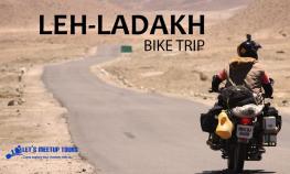 Leh-Ladakh Bike Trip