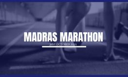 Madras Marathon 2021