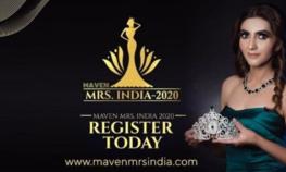 Maven Mrs India