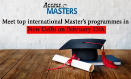 Meet top international Master's programmes