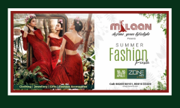 Milaan Fashion And lifestyle Exhibition in Raipur