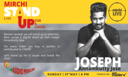 Mirchi Stand-Up Series