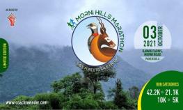 Morni Hills Marathon 2021