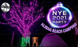 NYE 2021 Alibag Beach Camping