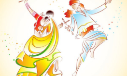 Navratri celebration 2021