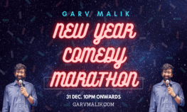 New Year Comedy