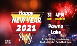 New Year Lake Side Party 2021