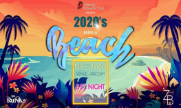 New Years Eve 2020's Been A Beach