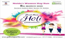 Noida Women's Day Run-3rd edition