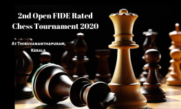 Open FIDE Rated Chess Tournament 2020