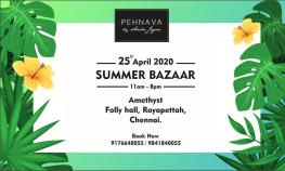 PEHNAVA-Summer Bazaar