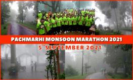 Pachmarhi Monsoon Marathon