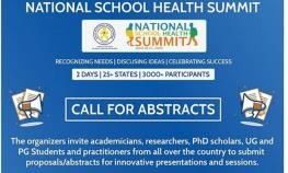 Paper Presentation at National School Health Summit