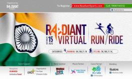 Raadiant Virtual Run