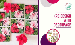 Redesign with Decoupage