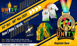 Unity Day Run Ride 2021
