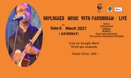 Unplugged Music with Parshuram Live