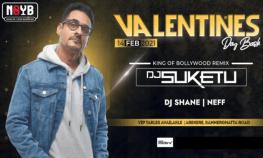 Valentines Day 2021 - DJ Suketu