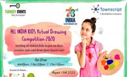 Virtual Drawing Competition 2020