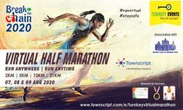 Virtual Half Marathon