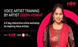 Voice Artist Training