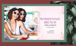 Women's Day Brunch