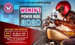 Women's Power Ride 2020