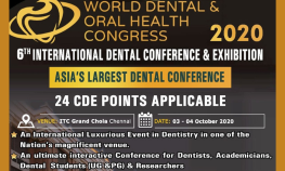 World Dental and Oral Health Congress 2020