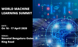 World Machine Learning Summit-2020