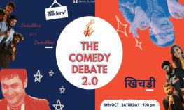 comedy debate