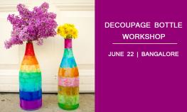 decoupage-bottle