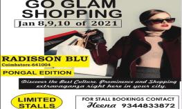 go glam exhibition