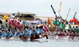 indiara-gandi-boat-race