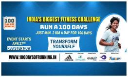 running-100