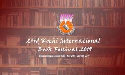 Kochi International Book Festival 2019
