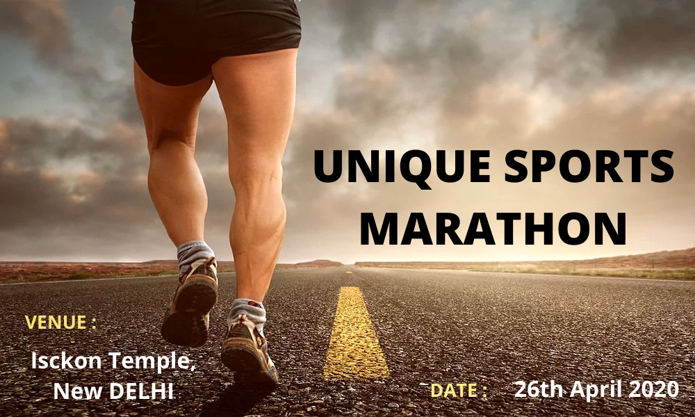 Unique Sports Marathon-2020