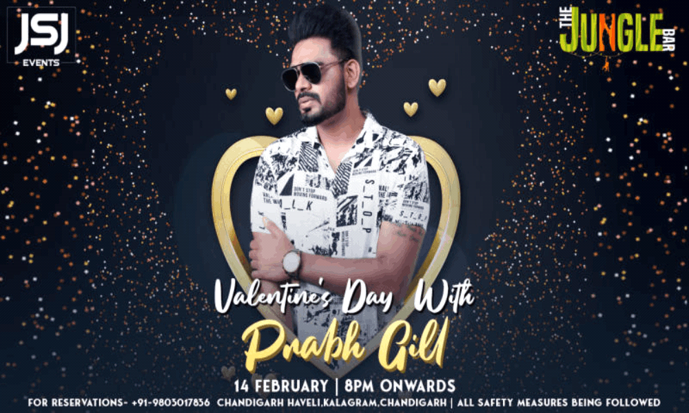 Valentine's Day With Prabh Gill