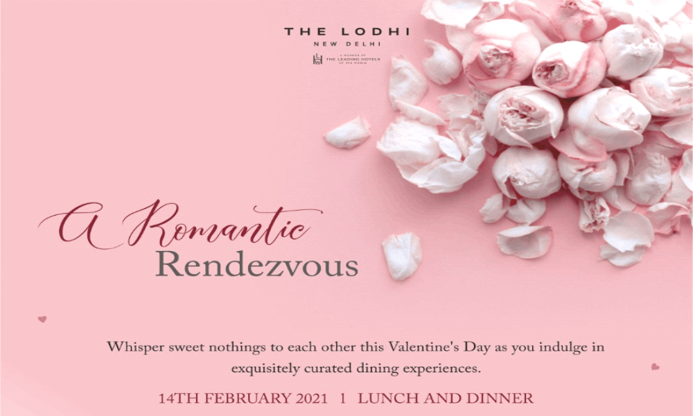 Celebrate Love in High Spirits with The Lodhi