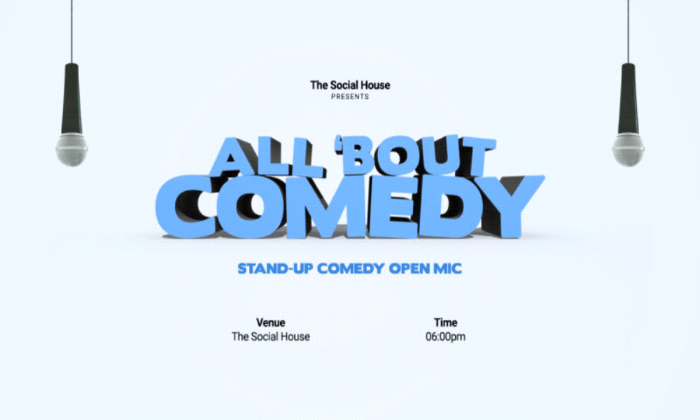 All 'Bout Comedy - Comedy Open Mic