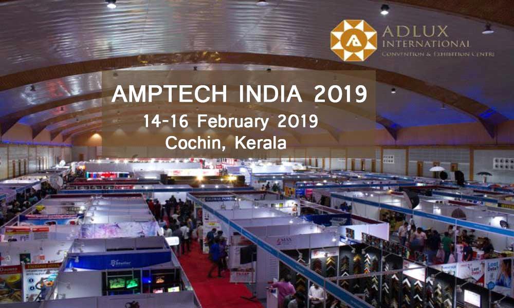 AMPTECH INDIA 2019