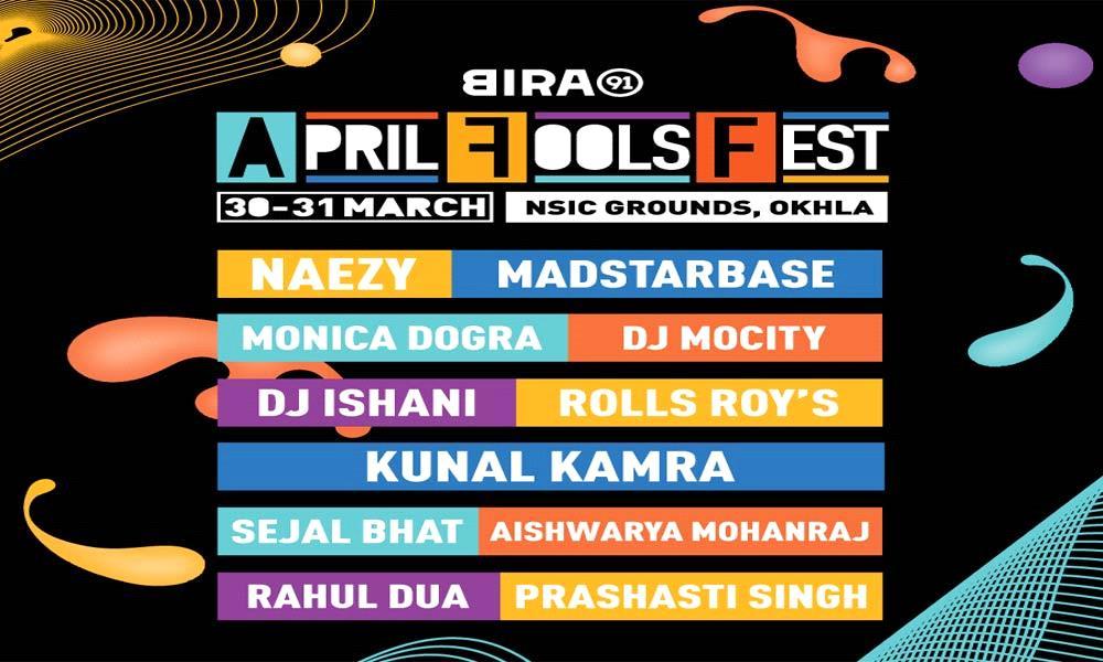 Bira 91 April Fools Fest