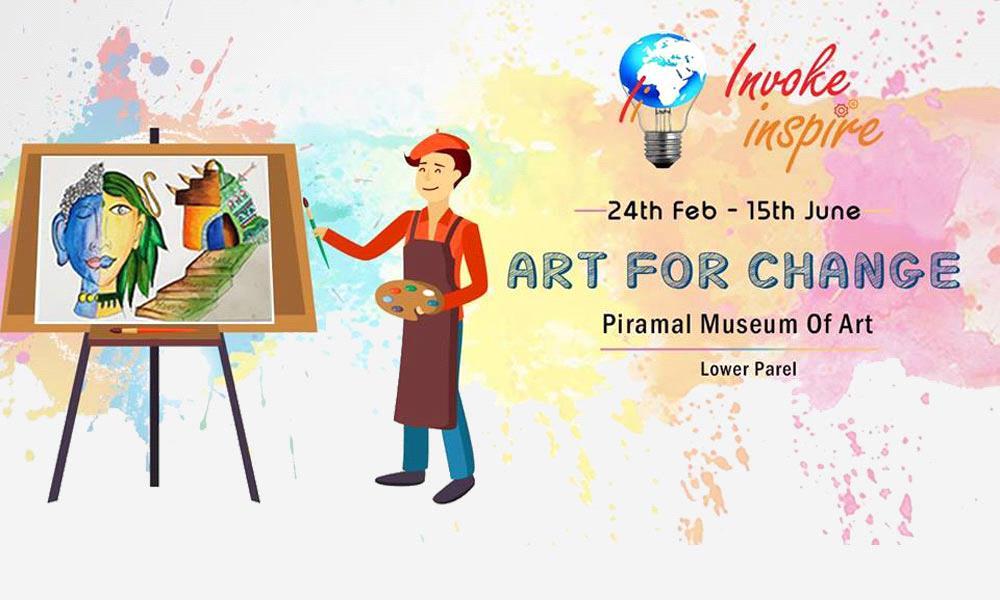 Art Exhibition- Invoke inspire