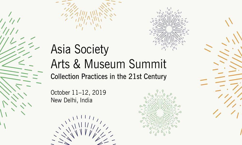 Asia Society Arts & Museum Summit
