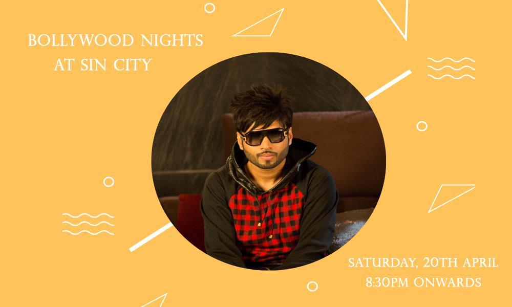 Bollywood Night at Sin City