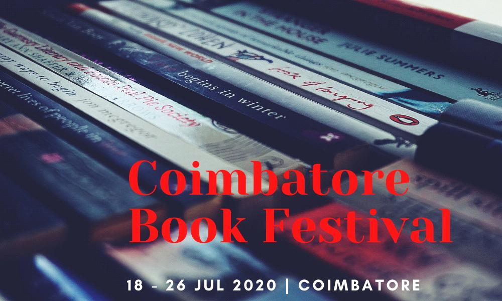Coimbatore Book Festival