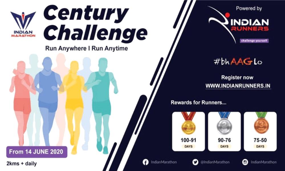 Century Challenge - Navi Mumbai