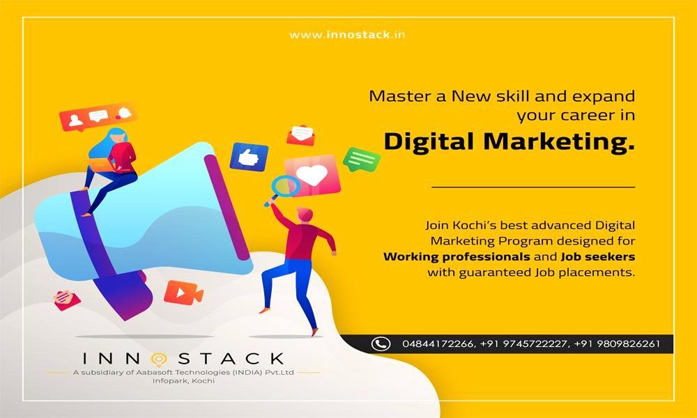 Digital Marketing Training and Internship